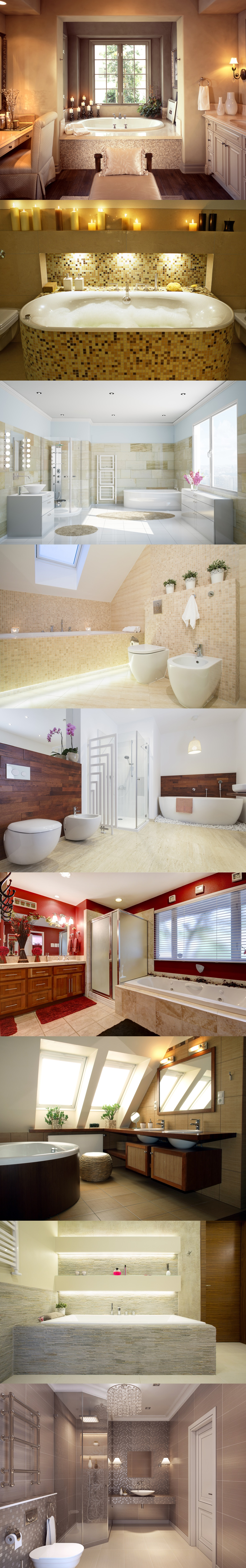 Nice Komplette Badezimmer Images Gallery >> Fliesen 30x60 Badezimmer ...